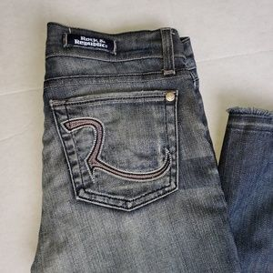 Rock & Republic Roth Jean's size 28